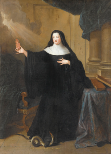 Abbesse Louise Adélaïde d'Orléans